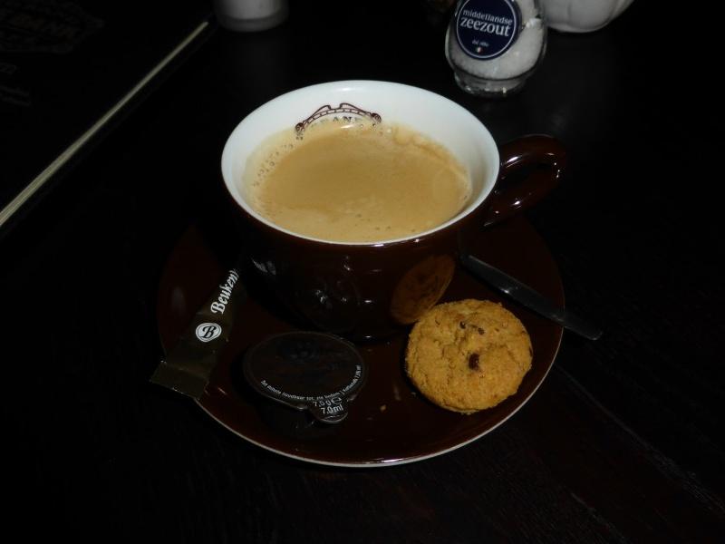 Koffiebijgrandcafedebank
